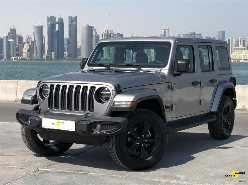 Oasis Cars   Make an Offer for Jeep Wrangler Night Eagle ...